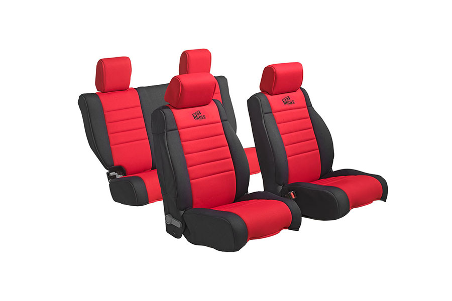 Seat Cover Red